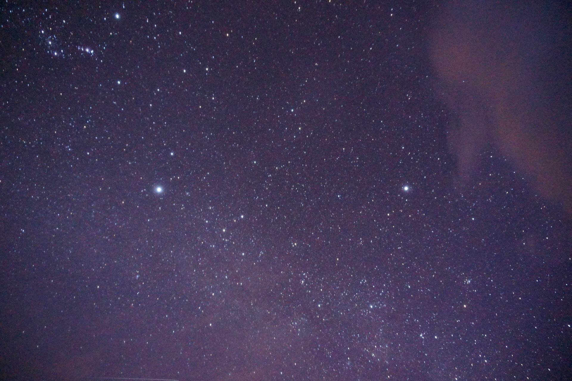 ボリビア ウユニ塩湖 サンセットサンライズ 星々