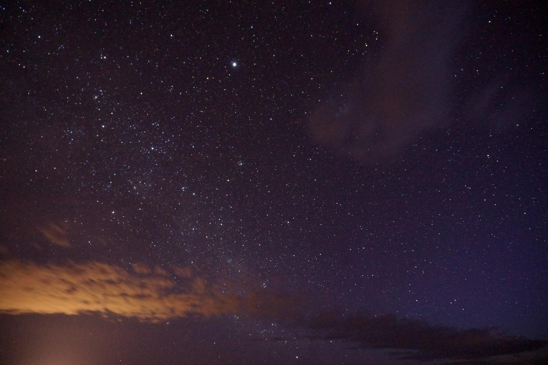 ボリビア ウユニ塩湖 サンセットサンライズ 星空2