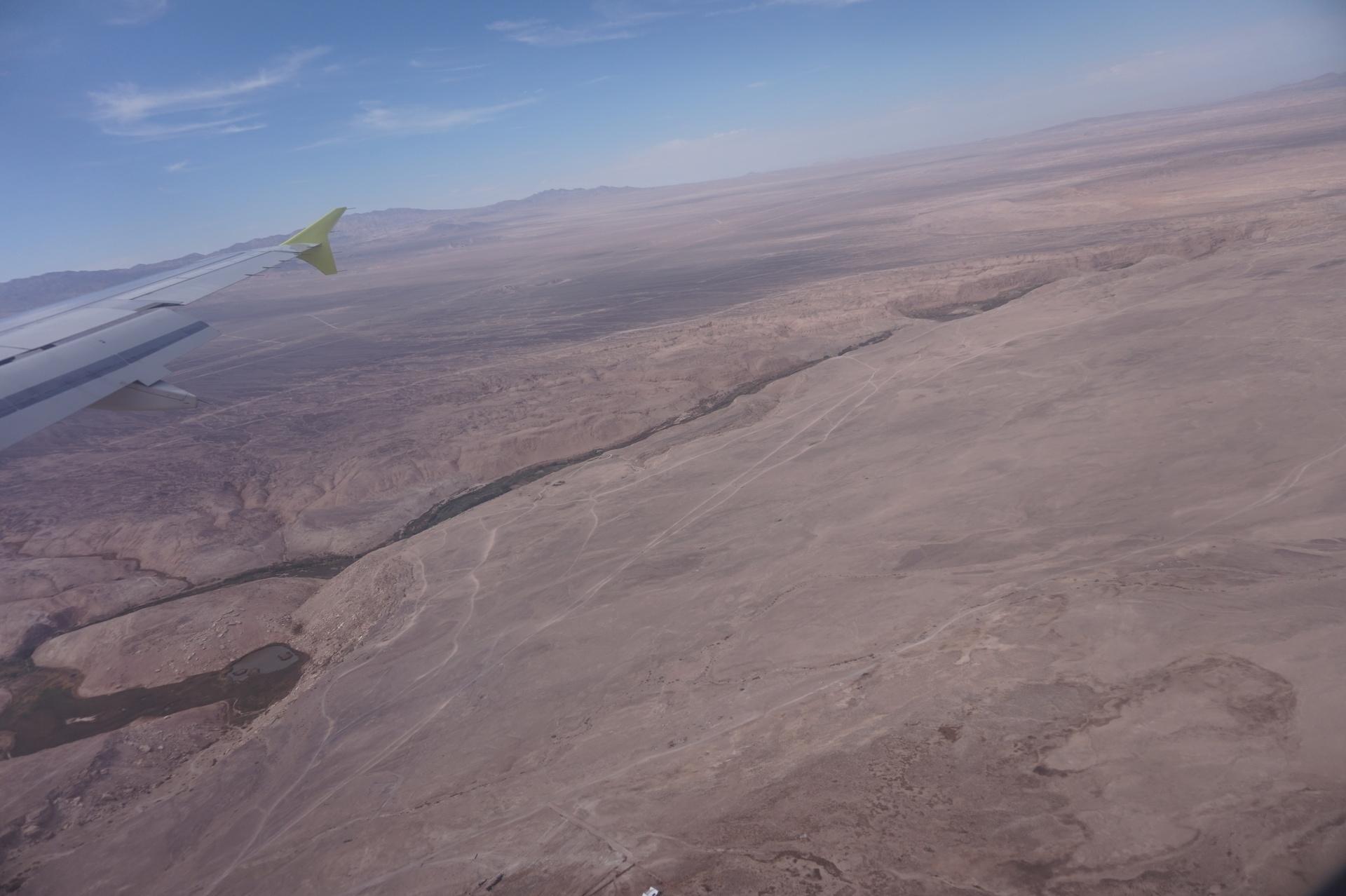 チリ ボリビア ウユニ旅行 カラマ 砂漠