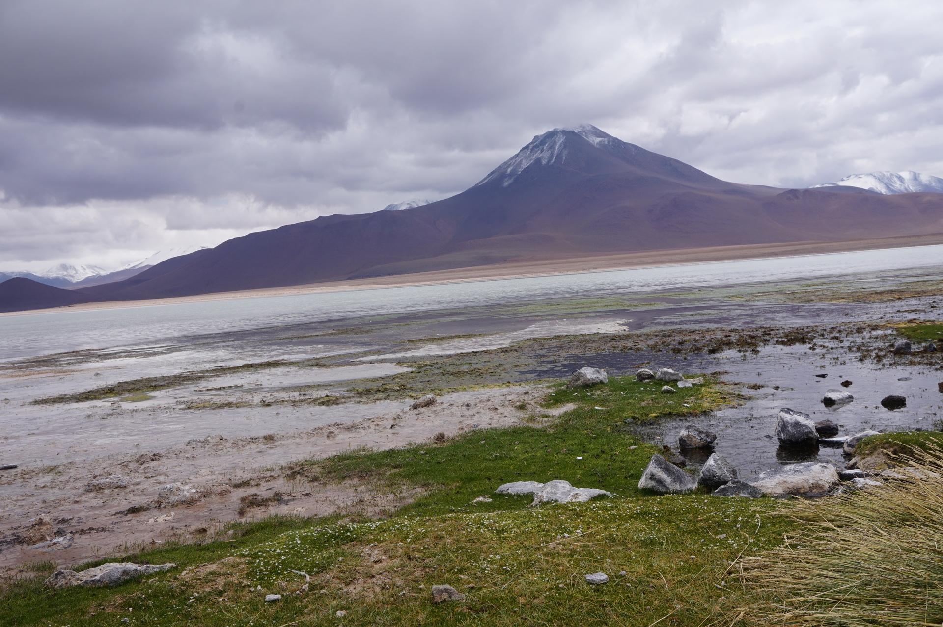 チリ ボリビア ウユニ旅行 2泊3日ツアー 白い湖