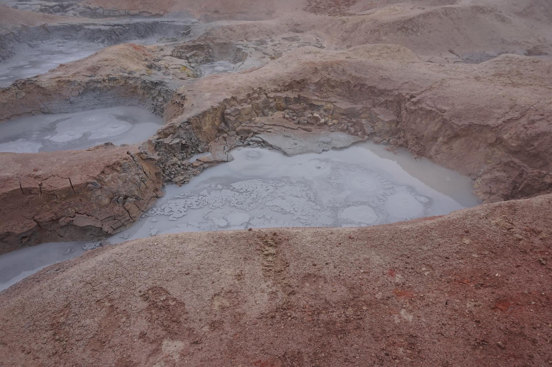 チリ ボリビア ウユニ旅行 2泊3日ツアー 硫黄 地獄谷3