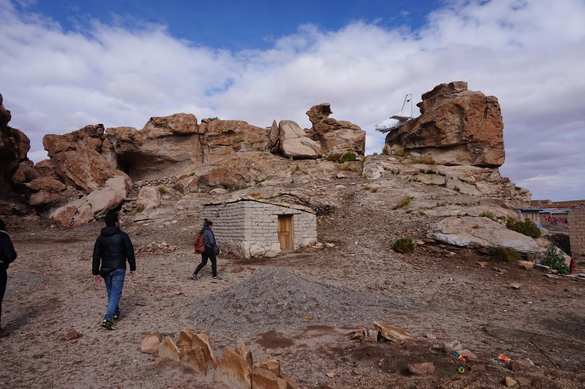 チリ ボリビア ウユニ旅行 2泊3日ツアー 町歩き